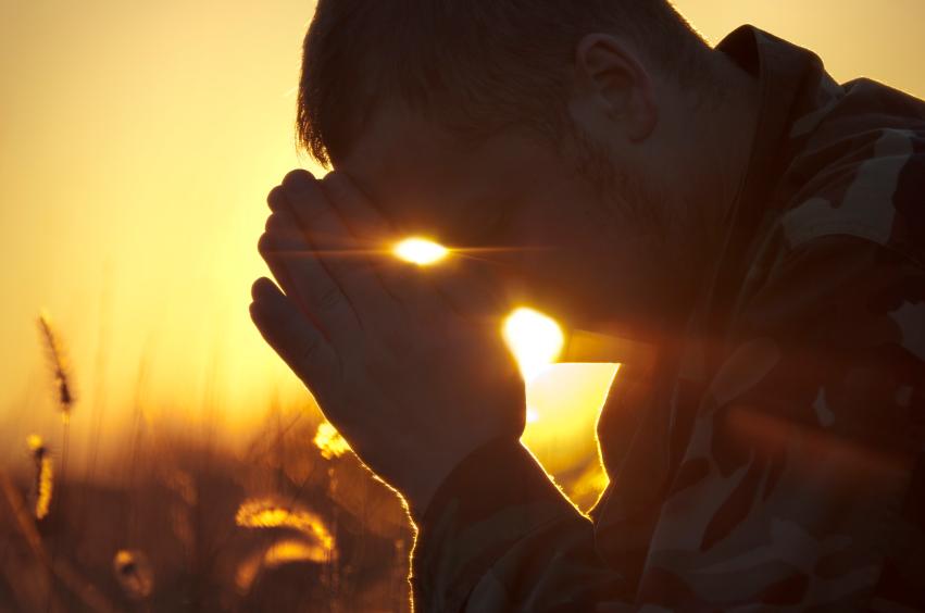 Несколько слов о молитве