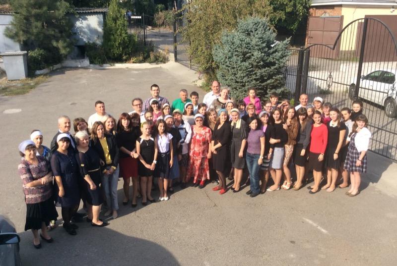 Осенние семинары для детских служителей