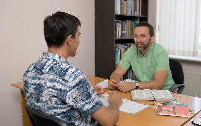 Начинается набор на курсы библейского душепопечения