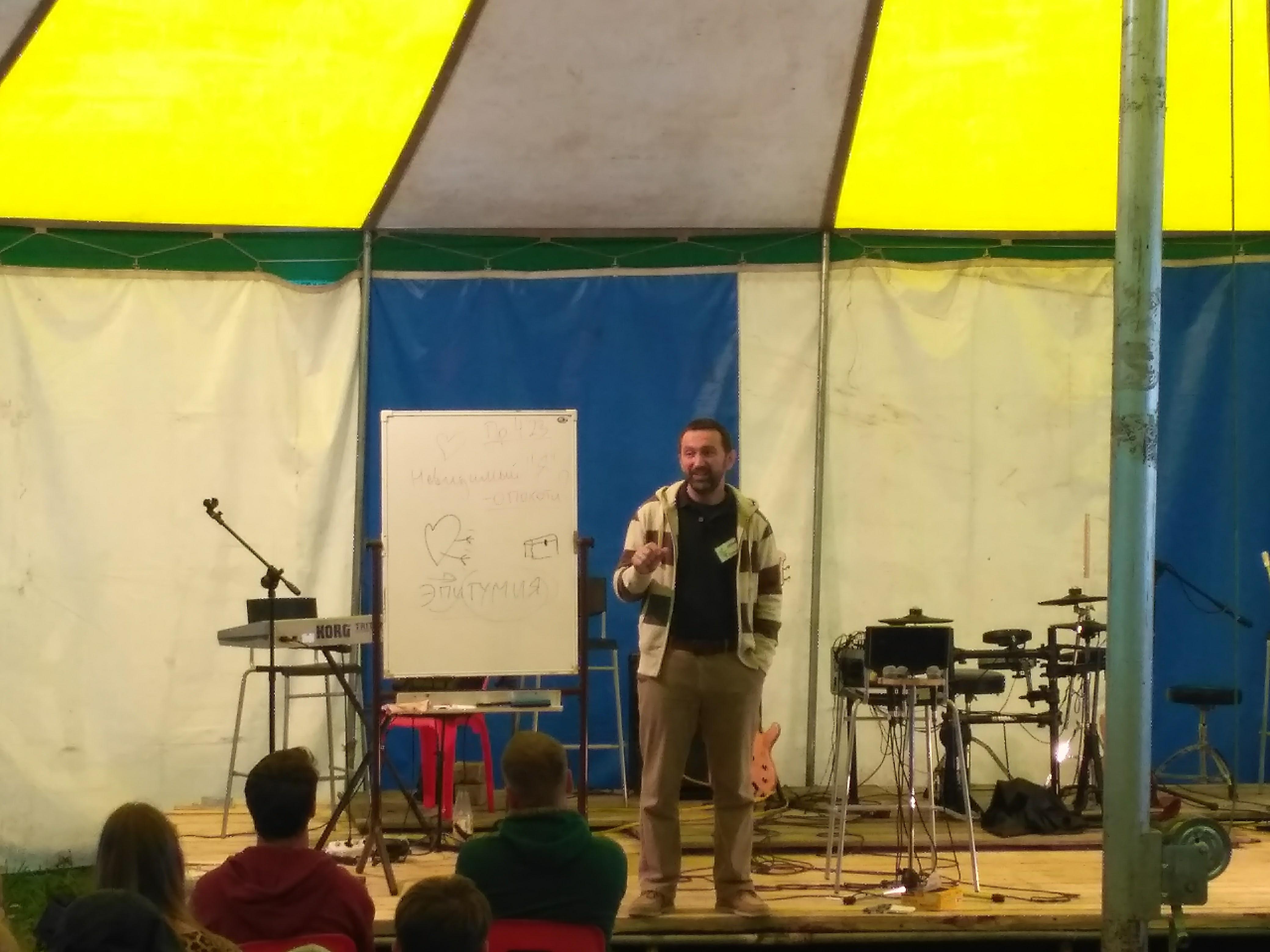 Участие в молодежном фестивале «Сохрани или потеряй»